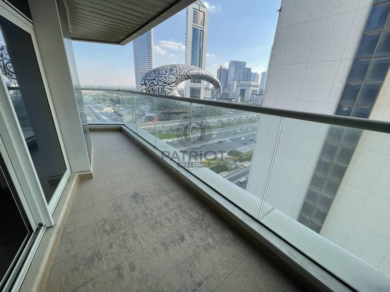 19 3BR 14 Months | No Commission | Chiller Free|2 Balconies