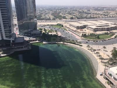 2 Bedroom Flat for Rent in Jumeirah Lake Towers (JLT), Dubai - Beautiful Lake View I Chiller Free I Fully Furnished Close to Metro