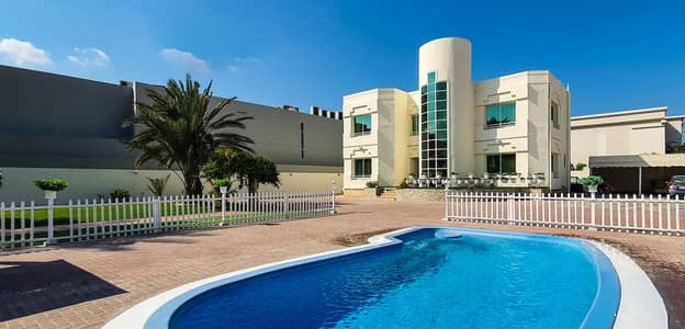 4 Bedroom Villa for Rent in Al Manara, Dubai - PRETTY HOME IN QUIET AND PEACEFULL STREET