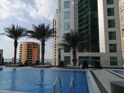 Studio for Rent in Dubai Marina, Dubai - Marina View | JBR Walk and Supermarket Nearby
