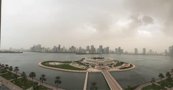 Building for Sale in Al Majaz, Sharjah - New tower full rented on Khaled lake