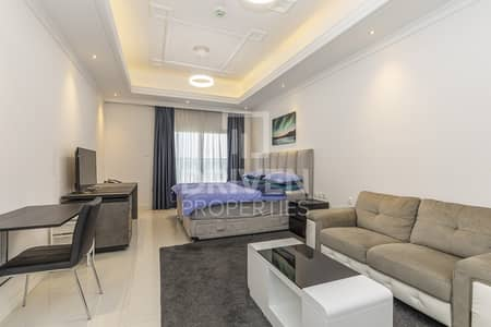 Studio for Rent in Arjan, Dubai - Fully Furnished and On High Floor Studio
