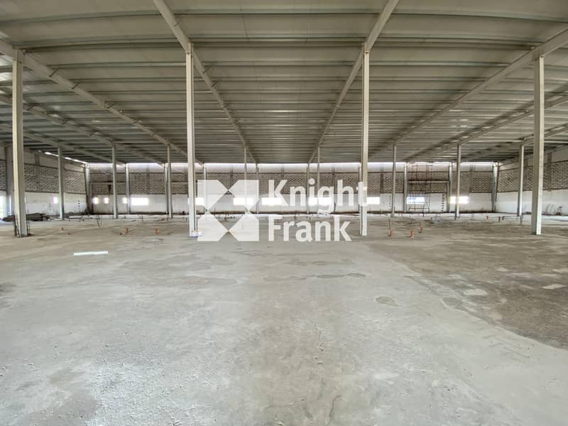 New Warehouse | Central Kitchen - For Rent