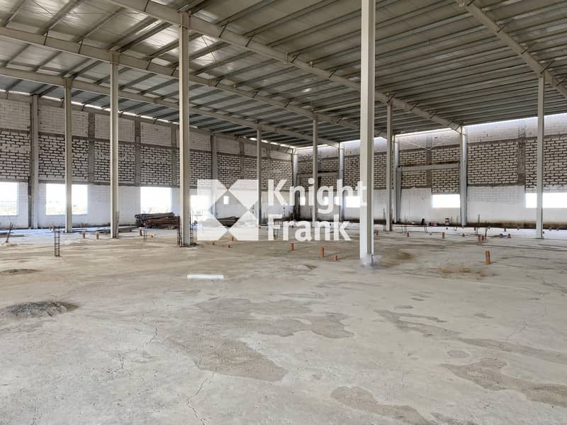 16 New Warehouse | Central Kitchen - For Rent