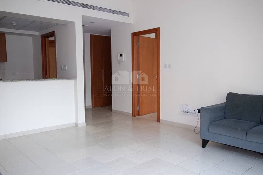 2 Spacious 1BR+Hall Ready to Move in Greens