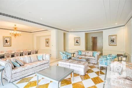 4 Bedroom Penthouse for Rent in Culture Village, Dubai - Luxury Furnished Penthouse/Private S. Pool