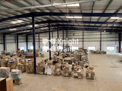 مستودع  للبيع في مجمع دبي للاستثمار، دبي - Warehouse | Corporate Office | 10m Eaves Height