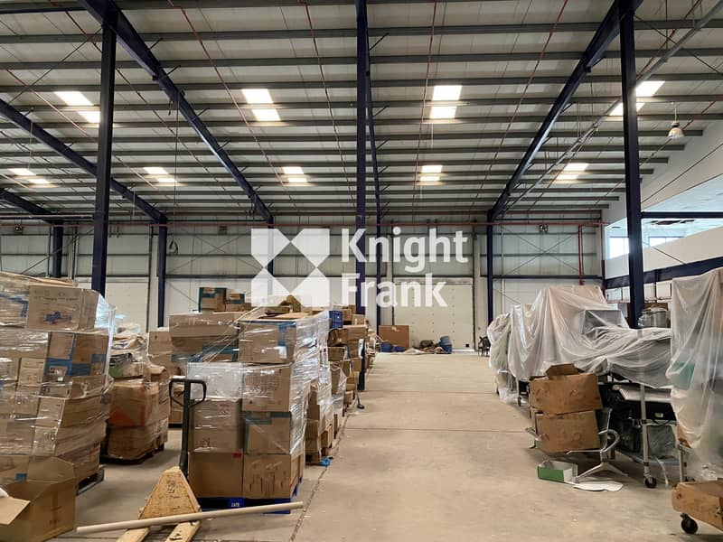 2 Warehouse | Corporate Office | 10m Eaves Height