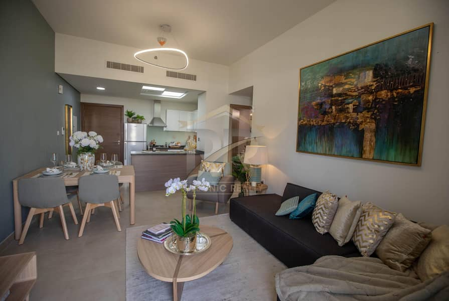 Brand New 2 B/R Apt with Special offers in Furjan