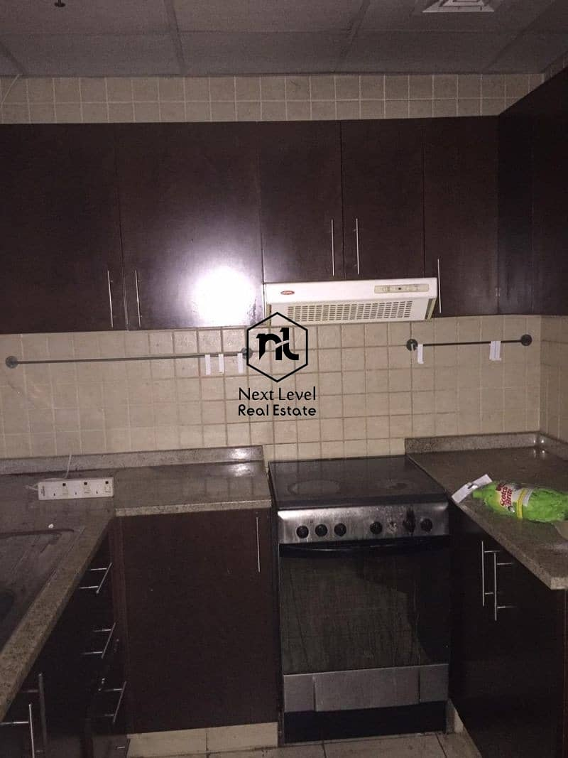 2 LARGE 1 BED ROOM WITH BALCONY+STORE+PARKING IN QUEUE POINT DUBAI LAND