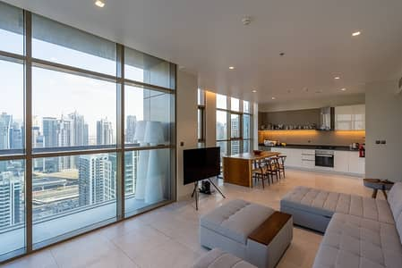 3 Bedroom Flat for Sale in Dubai Marina, Dubai - Breathtaking Marina View | Modern Style | Spacious