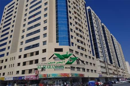 فلیٹ 2 غرفة نوم للايجار في جاردن سيتي، عجمان - شقة في أبراج اليوسفي جاردن سيتي 2 غرف 19000 درهم - 4906159