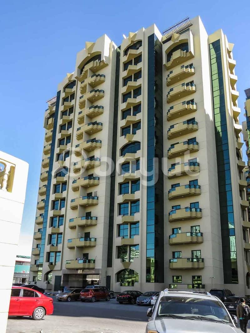 1 BHK available for sale in Rashidiya Towers Ajman