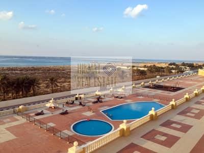 فلیٹ 2 غرفة نوم للبيع في قرية الحمراء، رأس الخيمة - Magnificent Sea View 2 Bedrooms Apartment