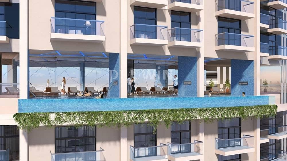 2 Attractive Payment Plan  | Garden Views | Studio Apartment !!!