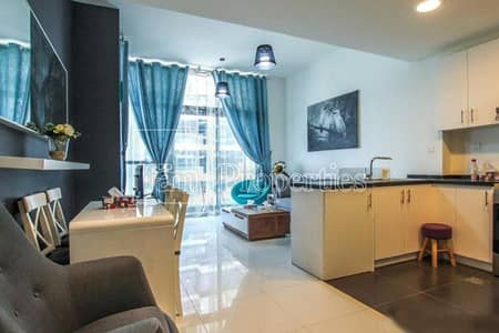 1 Bedroom Apartment for Rent in DAMAC Hills (Akoya by DAMAC), Dubai - Vibrant Condition | Ready to Move | Furnished