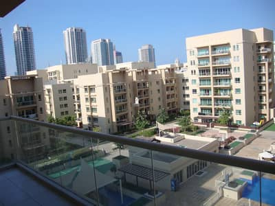 2 Bedroom Apartment for Sale in The Greens, Dubai - Upgraded| 2 plus study| Vacant Now| Well Priced