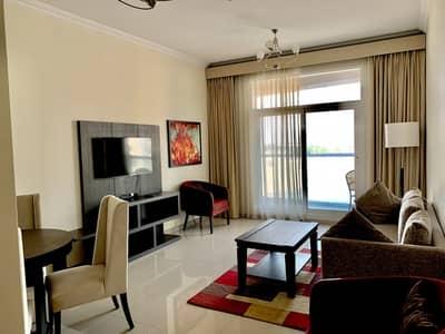 فلیٹ 1 غرفة نوم للبيع في البرشاء، دبي - شقة مفروشة بالكامل للبيع برج سيراج
