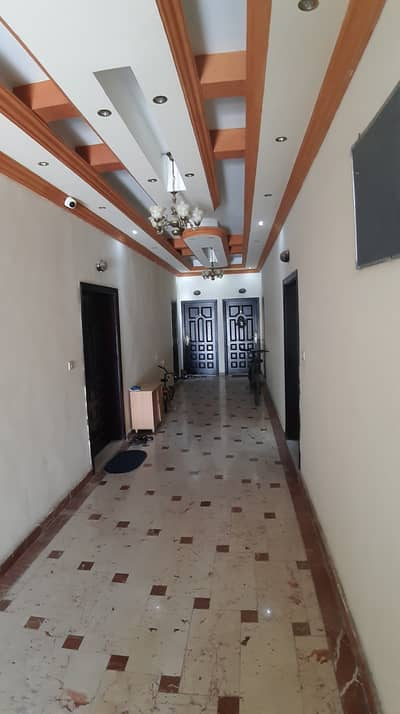 3 Bedroom Flat for Rent in Al Khabisi, Al Ain - 3bhk ground floor flat in khabisi near red crescent