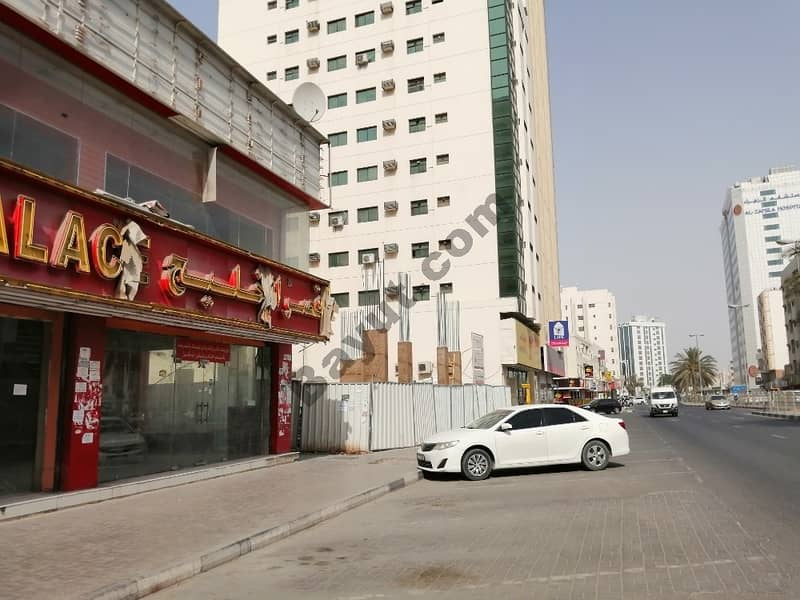 2 Wonderful Location!! Busy area!!Shop for rent in Sharjah Rolla!!! price 195,000 dhs per year