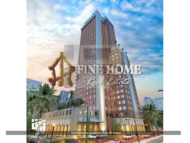 Residential Building | 10 Shop | 16 Apt