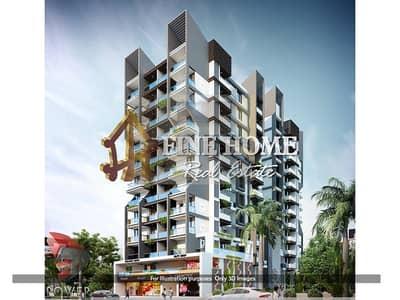 مبنی تجاري  للبيع في منطقة النادي السياحي، أبوظبي - Commercial Tower | 18 Floors | Mezzanine