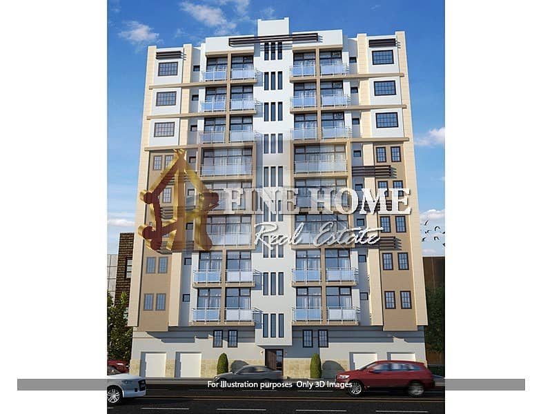 Residential Building | 9 Floors | Permit Build