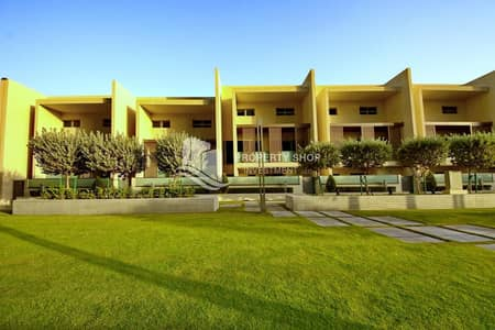 4 Bedroom Townhouse for Rent in Al Raha Beach, Abu Dhabi - Best Deal| Prestigious Townhouse| Spectacular Canal View