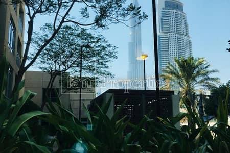 1 Bedroom Flat for Rent in Downtown Dubai, Dubai - Podium level 1Bed | Burj Khalifa view | A/C free