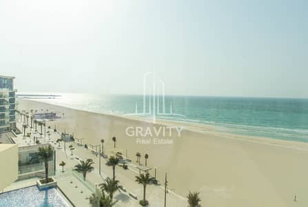 3 Bedroom Flat for Rent in Saadiyat Island, Abu Dhabi - Luxurious living W/ Private Beach | Inquire Now