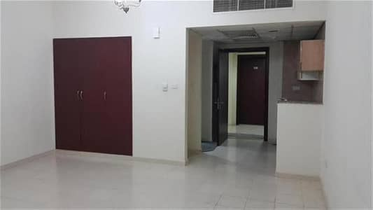 1 Bedroom Apartment for Rent in International City, Dubai - One Bed Room Without Balcony  For Rent in France Cluster Round About View