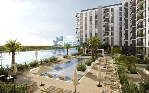 Studio for Sale in Yas Island, Abu Dhabi - Luxurious Apartment | Largest Layout With Balcony