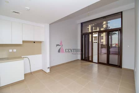 1 Bedroom Flat for Sale in Town Square, Dubai - Full Pool View | 1 Bedroom Apt | Big Size Balcony