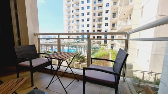 1 Bedroom Flat for Rent in Al Furjan, Dubai - Mint Condition | Next to Metro | Chiller Free | Reserved Parking