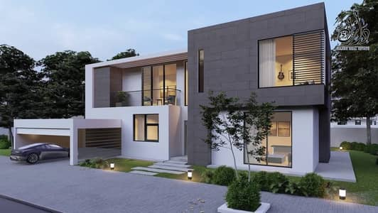 3 Bedroom Villa for Sale in Al Tai, Sharjah - 5% down payment - zero service charge - freehold properties
