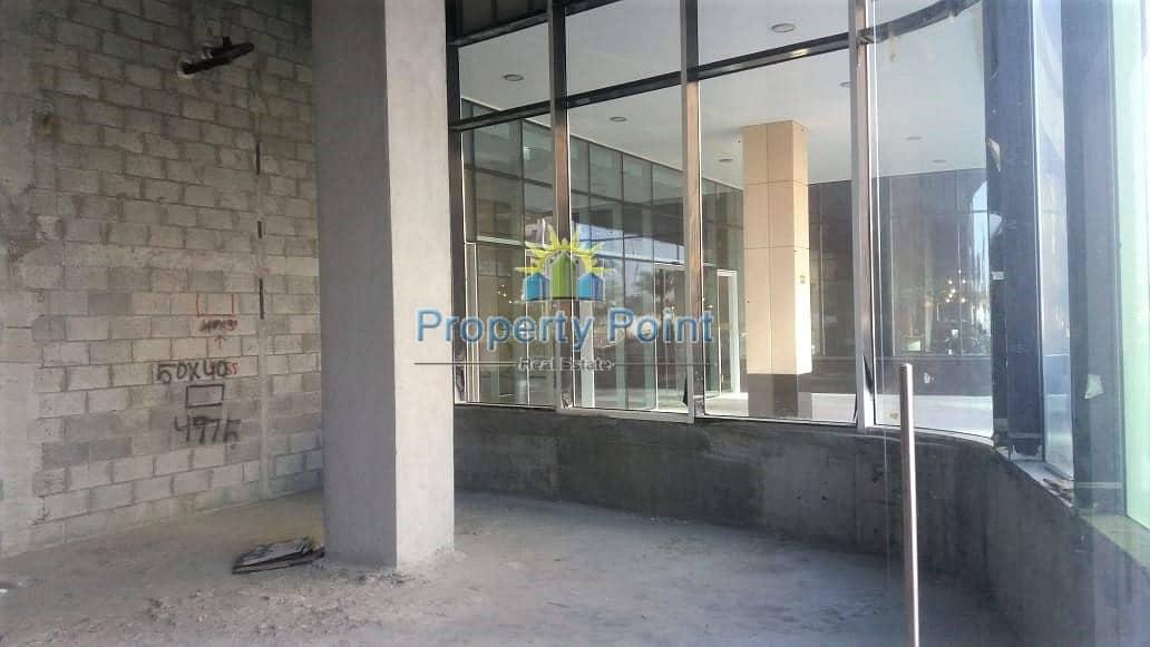 2 426 SQM Showroom for RENT | Shell and Core | Khalidiya Area