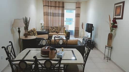1 Bedroom Apartment for Rent in Dubai Marina, Dubai - Partial sea view Spacious Furnished 1BR