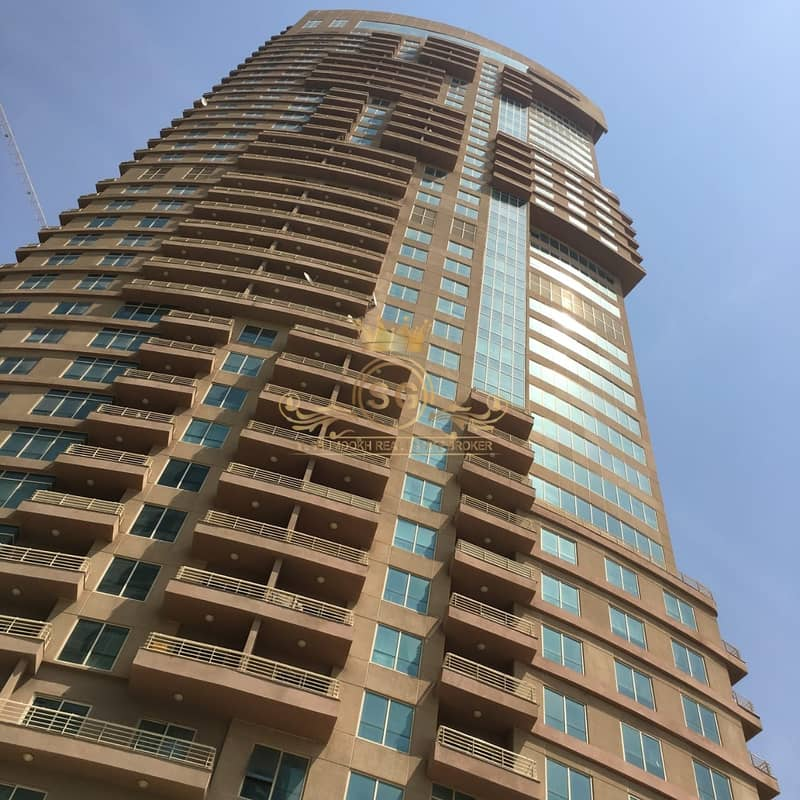 SPACIOUS FULLY FURNISHED 2 BEDROOMS LAKE VIEW IN ICON TOWER