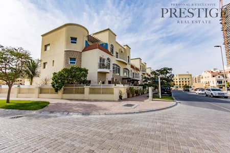 4 Bedroom Villa for Sale in Jumeirah Village Circle (JVC), Dubai - 4 Bed + Maid Room | Vacant | JVC