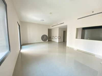 3 Bedroom Apartment for Rent in Jumeirah Village Circle (JVC), Dubai - uxurious 3BHk+Maid   Massive Kitchen   Pool view
