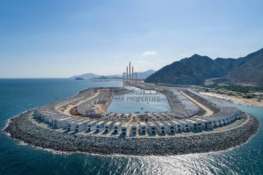 2 Marina Villa Available For Sale in Aldana Island