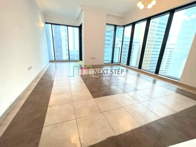 Outstanding Modern 1 Bedroom Apartment with Balcony & Parking
