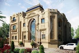 فیلا في مركز محمد بن زايد مدينة محمد بن زايد 5 غرف 5000000 درهم - 4909256