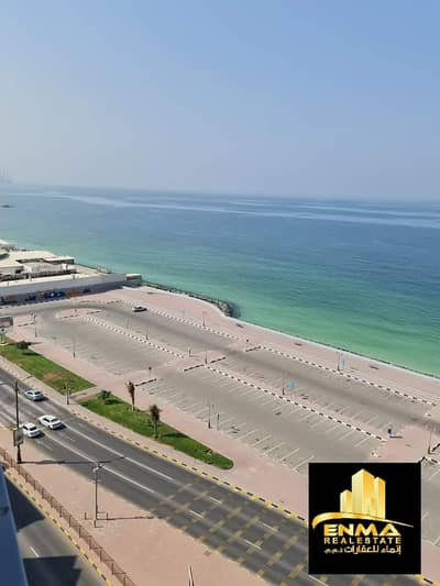 2 Bedroom Flat for Sale in Corniche Ajman, Ajman - Huge size amazing view of 2bhk in luxury tower