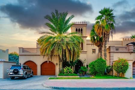 4 Bedroom Villa for Sale in Palm Jumeirah, Dubai - Exclusive | Vacant I Inside the Gate