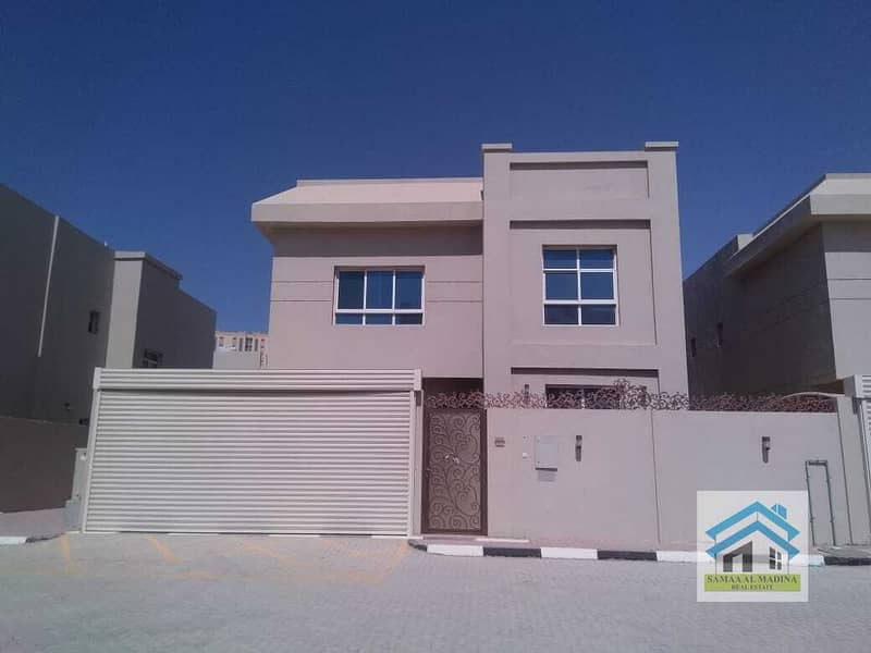 Brand New 5 Master Bedrooms Hall Plus 7 washrooms Villa Available for Sale At The Corniche Ajman , Price || 16,00,000 || Al Rumaila || Ajman, UAE