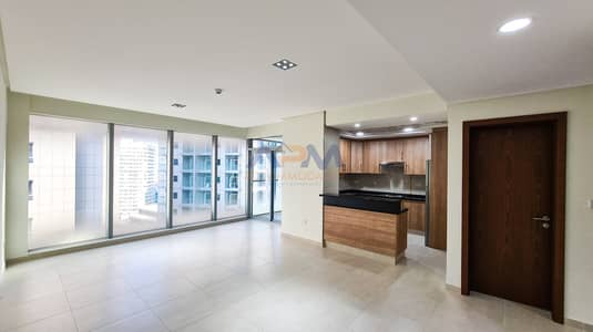 2 Bedroom Flat for Rent in Danet Abu Dhabi, Abu Dhabi - Brand New Tower ! 2BHK  + Kitchen Appliances + Maid + Laundry.