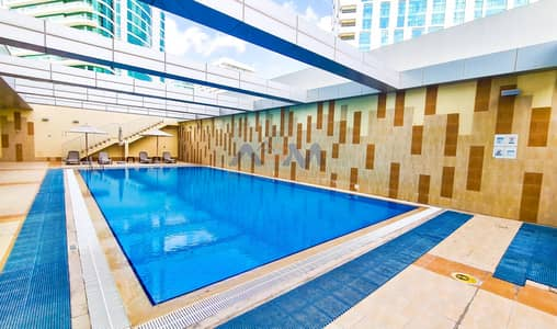 Immense 2BHK with Maid Room + Laundry + Pool + Gym