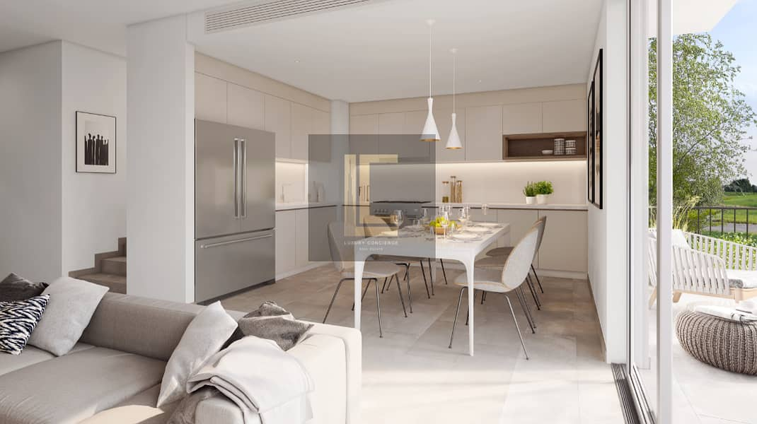4 Off Plan 3 Bedroom Villa|Camelia-Impeccable Design