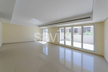 3 Bedroom Townhouse for Sale in Muwaileh, Sharjah - Mid unit with back yard and covered parking